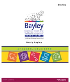 Bayley-III-NL | Bayley Scales of Infant and Toddler Development - Third Edition - NL