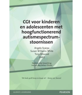 CGT voor kinderen en adolescenten met hoogfunctionerend autismespectrum-stoornissen