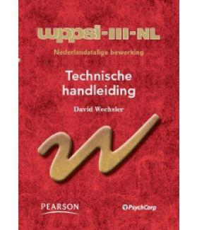 WPPSI-III-NL | Wechsler Preschool and Primary Scale of Intelligence