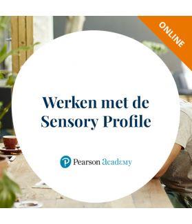 Werken met de Sensory Profile-NL live webinar (online)