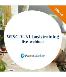 WISC-V-NL Basistraining live-webinar (online)