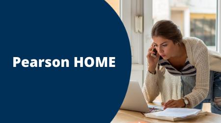 Thuiswerken met Pearson